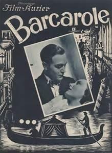 Barcarole (1935)